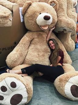 Фото плюшевых медведей больших