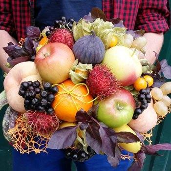 Доставка фруктовых букетов санкт-петербург цветы севастополе доставкой